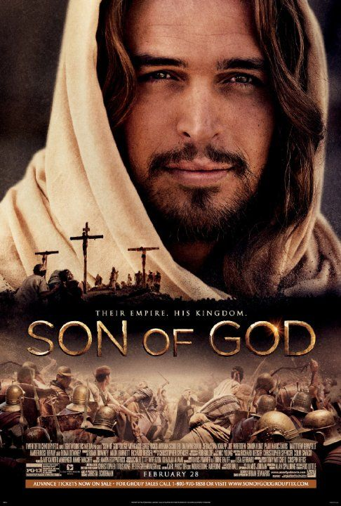 Son of God Movie in Theaters - Learn more on CFDb. http://www.christianfilmdatabase.com/review/son-god/