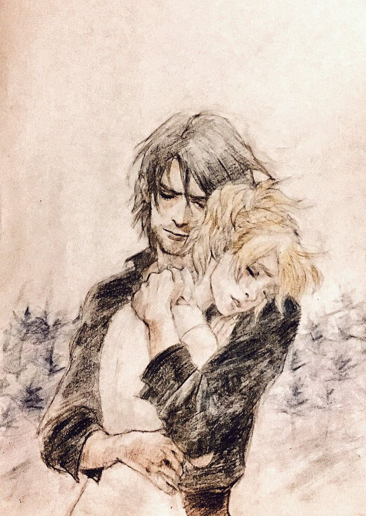 Final Fantasy 15 - Noctis & Luna -> this game has ruined me why am I crying