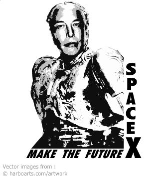 instant DOWNLOAD here : http://harboarts.com/artwork/elon-musk-spacex-future-human-android_1490827179708/ . Elon Musk portrayed as a future human android with the words MAKE THE FUTURE and spaceX. For a few dollars you can download THIS artwork and enjoy royalty-free commercial usage rights. Download link will be available on payment - (see license and usage rights)  #elonmusk #humanandroid #spacex #robots #tshirtprint #tshirtdesign