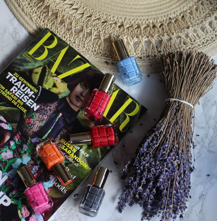 L'Oréal Paris Le Vernis A L'Huile - neue Sommer Nagellack Farben! || Review  #lorealista #rosebouquet #grisdecadent #lorangerie #rougeamour #jetaime #monsieurbleu #loreallevernis #levernis #lorealnagellack #lorealnailpolish #lorealmakeup #lorealparis #lorealparisde #neubeirossmann #neubeidm #summer #summervibes #blogger #beautyblogger #beautyblog #pretty #beautiful #nails #summervibes #summermood #photography #loreal #lorealparisde