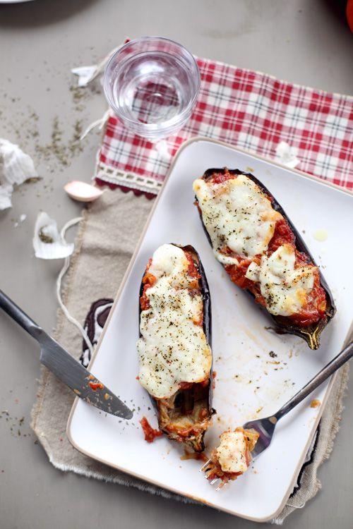 aubergines-roties-mozzarella10 copie