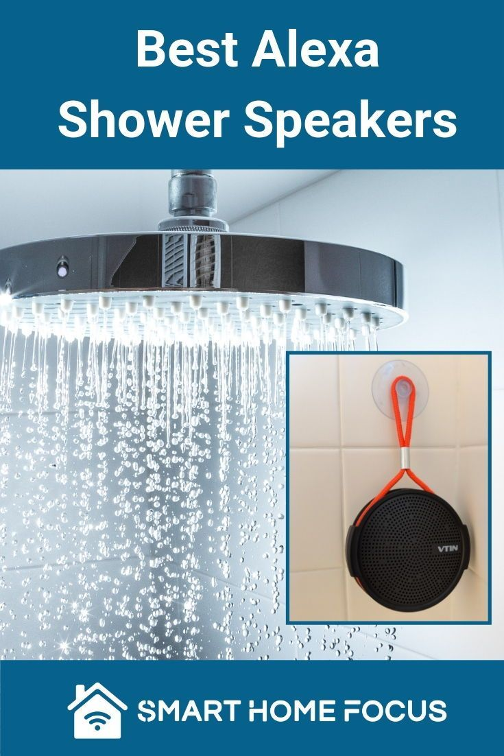 Best Speaker For Echo Dot Speaker Smart Home Shower Speaker