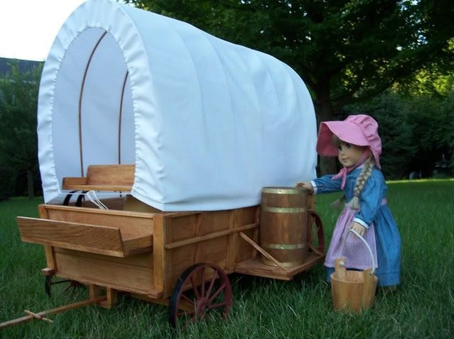 Miniature Covered Wagon Plans Woodworking Projects Plans