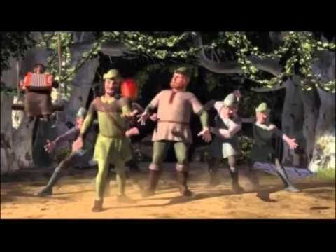 Robin Hood äänisatu osa.3 - YouTube