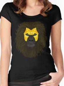 Golden Lion Women's Fitted Scoop T-Shirt