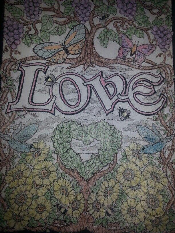 Love picture.. colored myself