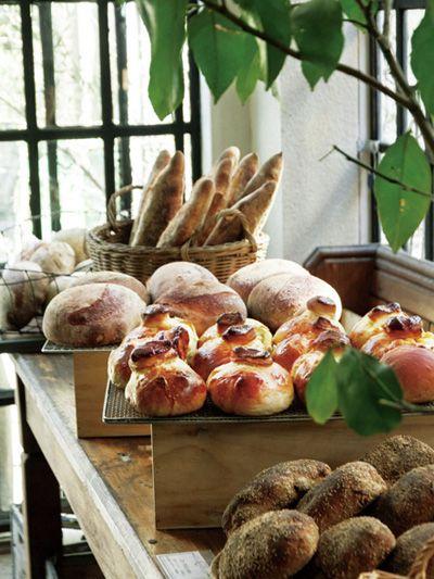 Tokyo Bakery : L'ATELIER MAISON CAMPAGNE(ラ・ヴィ・ア・ラ・カンパーニュ)