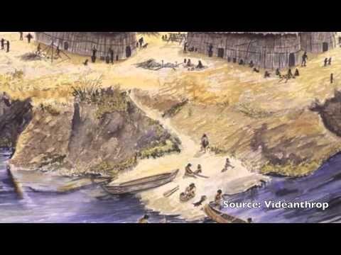 Les femmes iroquoiennes vers 1500