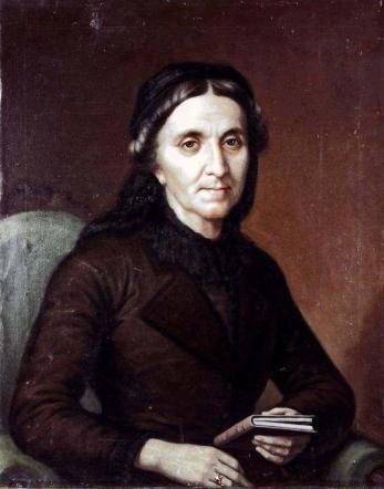 Mișu Popp - Portretul Sevastiei Panovici
