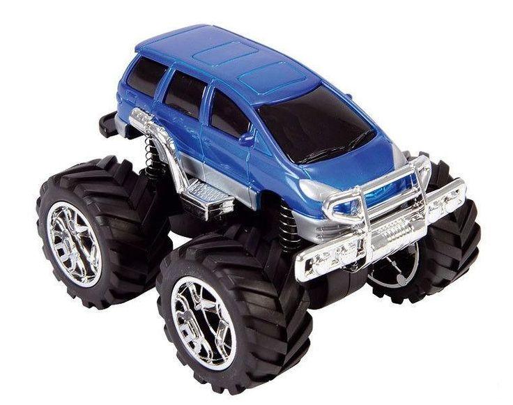 Dickie Toys Dickie Toys, Фрикционный джип 4 х 4 - Hill Roader (синий)