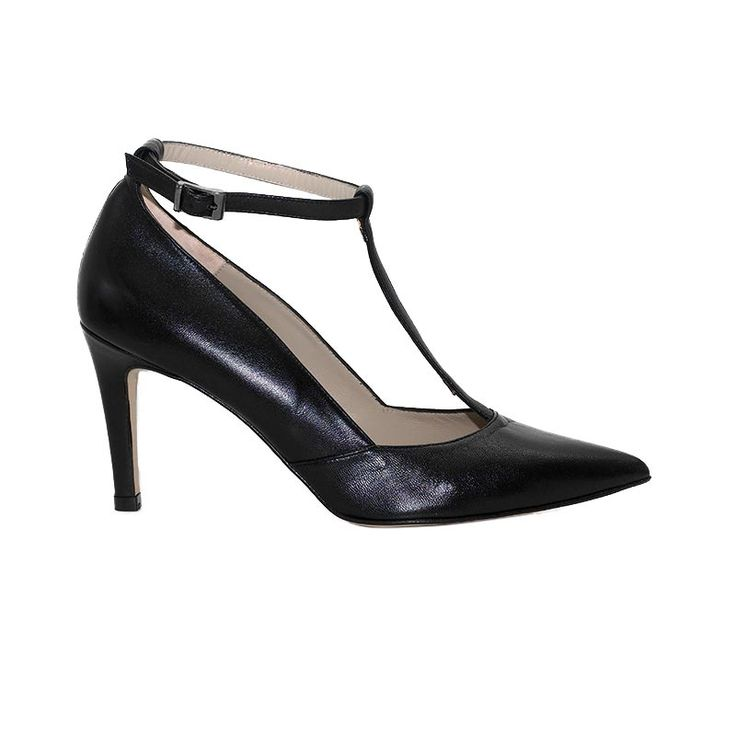 Brenda Zaro Black leather  € 110