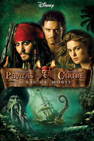 Piratas do Caribe: o baú da morte