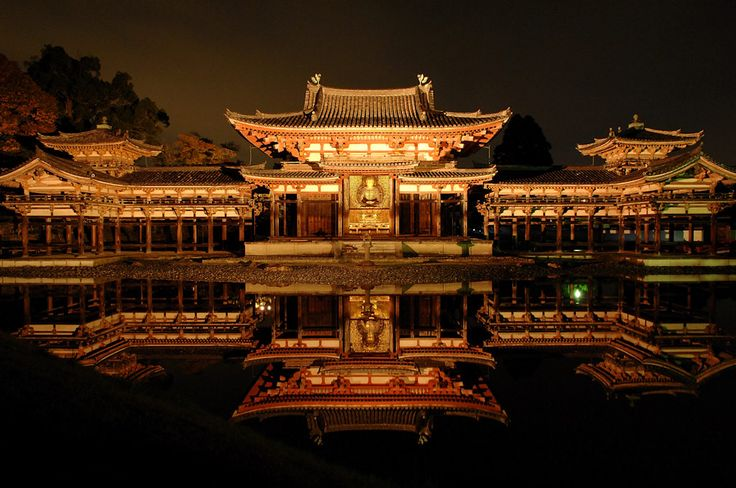 宇治平等院鳳凰堂 Byodoin temple, Phoenix Hall, #kyoto #japan