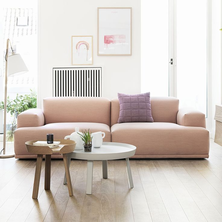Großartig Canapé 2 Places CONNECT De Muuto   MUUTO