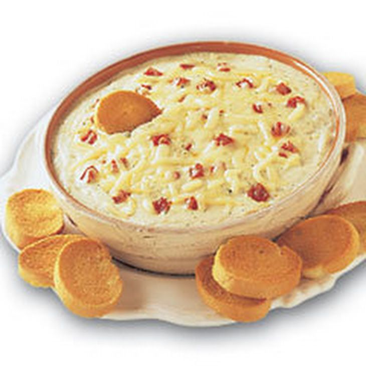 White Pizza Dip Recipe Appetizers with lipton recip secret savori herb with garlic soup mix, sour cream, ricotta cheese, shredded mozzarella cheese, pepperoni, bread, cut into italian loaf