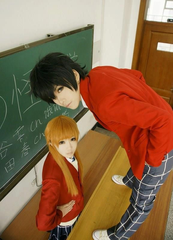 Shizuku and Haru | Tonari no Kaibutsu-kun
