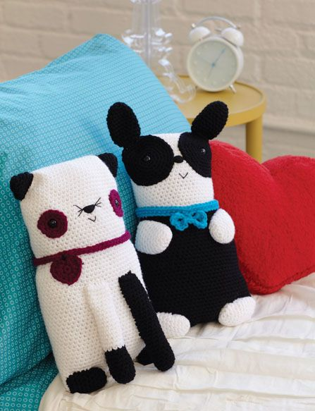 Free Amigurumi Pillow Patterns : 1000+ images about Crochet animal pillow on Pinterest ...