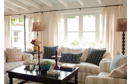 17 best images about designer kathryn ireland on for Living room decorating ideas ireland