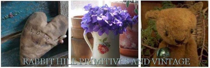 Rabbit Hill Primitives and Vintage