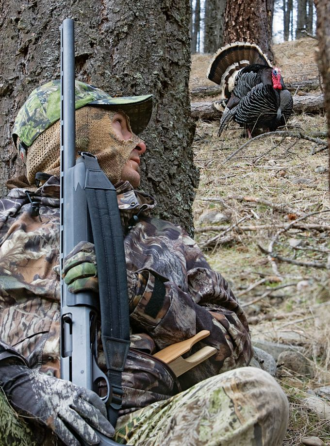 Gobbler Guns and Skills: Fine-Tune Your Turkey Gear this Spring --Outdoor Life - Hunting by Bryce Towsley