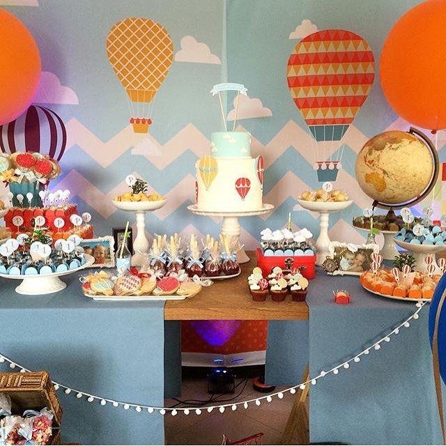 Festa Balõe linda por @suacasaemfesta #kikidsparty
