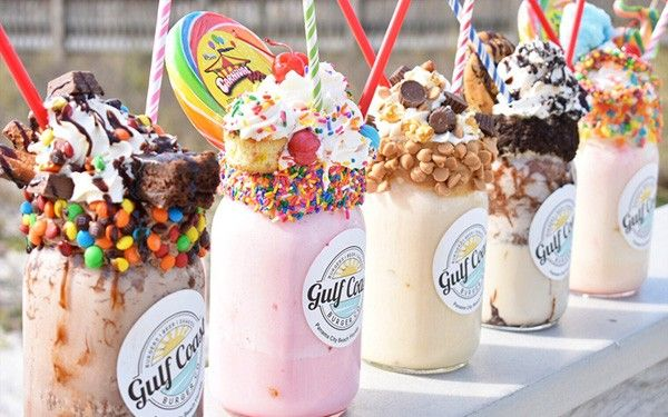 Gulf Coast Burgers Destin Commons Food Foodie Destinations Burgers And Shakes