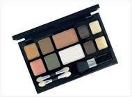 Nutrimetrics Always Warm Colour makeup Palette