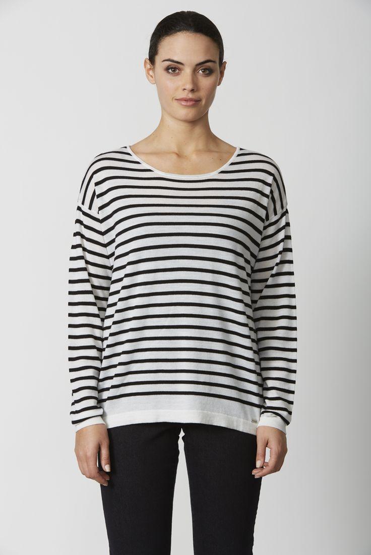 Verge - Chai Crew-Neck Sweater