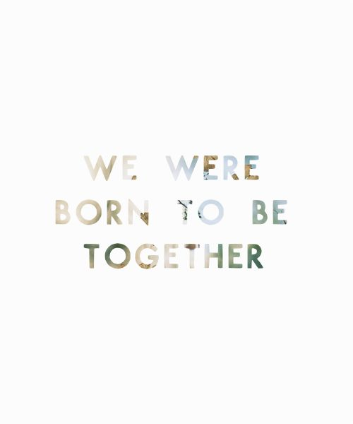 We were born to be together - Torn Apart - Bastille - NEW SONG!