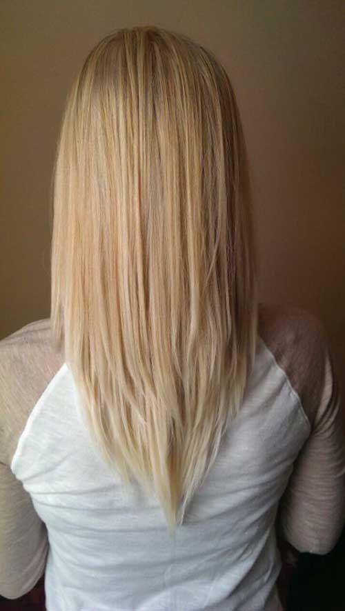 Layered V Shape Haircuts 14 Hair Makeup Pinterest Hair