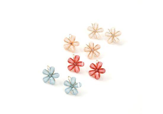 Flower Piercings http://www.jnize.com/en/article/100000131/
