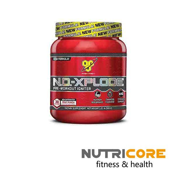 NO XPLODE 3.0 | Nutricore | fitness & health