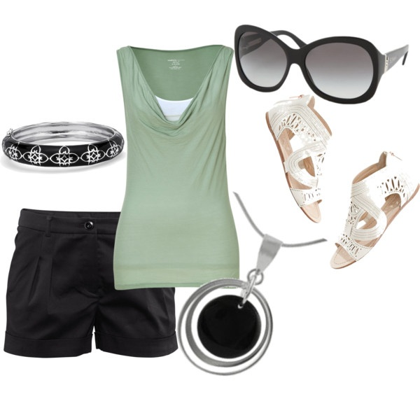 Classy Summer Attire, created by bloomy59 on Polyvore