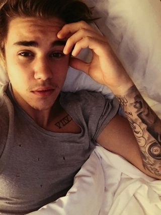 Justin Bieber (justinbieber) on Shots This is hot tbh lol