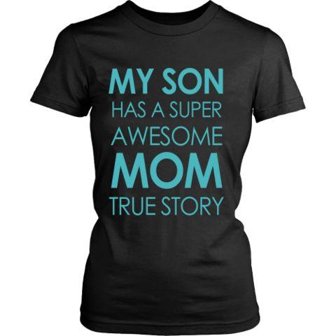 Super Awesome Mom