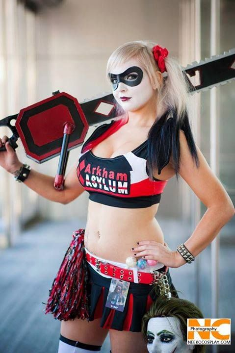 We Like Sex n' Comics • sharemycosplay: An awesome #HarleyQuinn / Lollipop...