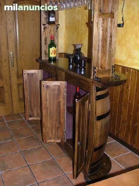 Otros articulos de arte barra bar de - Barra de bar en casa ...