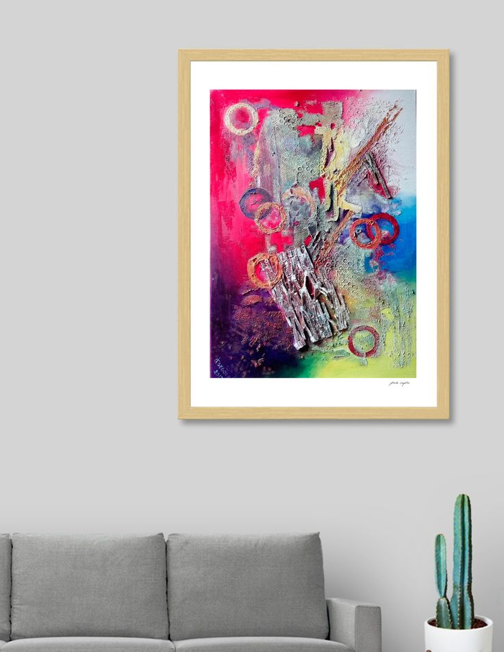 Printed on 100% cotton, acid-free, heavyweight paper using archival Ultrachrome K3 inks, this artwork reflects our commitment to the highest color, paper, and printing standards.