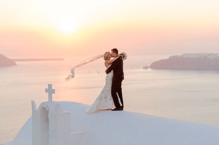 #MrandMrs from real destination wedding in Santorini Greece. See more http://photographergreece.com/en/photography/wedding-stories/760-romantic-destination-elopement-at-le-ciel,-in-santorini #Phosart #Photography #Cinematography