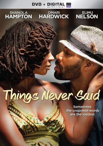 Things Never Said [Includes Digital Copy] [UltraViolet] [DVD] [2012]