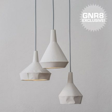 Like Paper Lamps by Miriam Aust & Sebastian Amelung for dua - Free Shipping