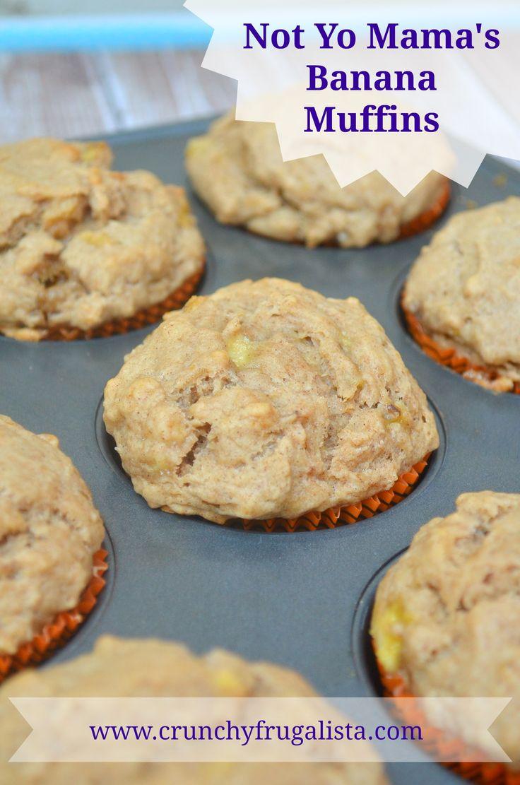 Rester en bonne santé avec des allergies alimentaires avec Silk Almond + Fibre Plus ne Muffins de Yo Mama!