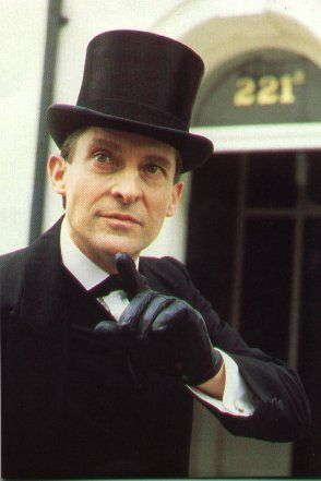 Adventures of Sherlock Holmes - BBC TV Series (1984-1994): Seasons 1-7 with Jeremy Brett as the best Sherlock Holmes ever (or at least on tv).