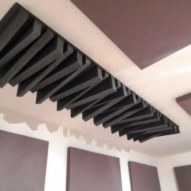 Application Photos: Sound Diffuser: ALPHAcoustic  Difuso
