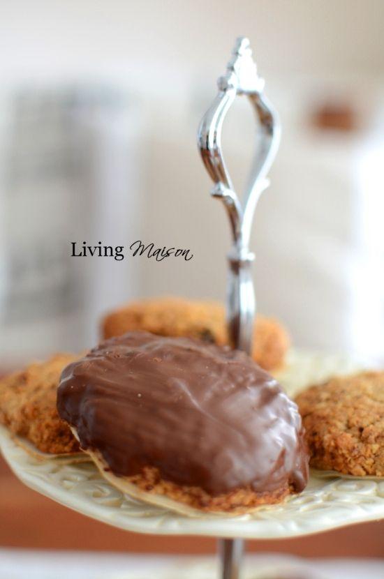 Living Maison: Elisen-Lebkuchen und Weihnachtsetiketten-Freebie