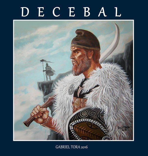 Decebal dacian king