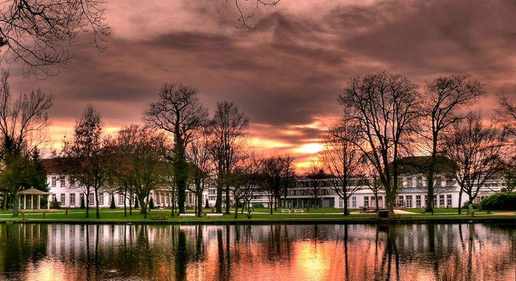 Kurpark Bad Bentheim Von gerd.lpt