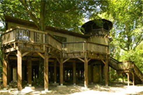 Treehouse Weddings : Countryside Education Trust