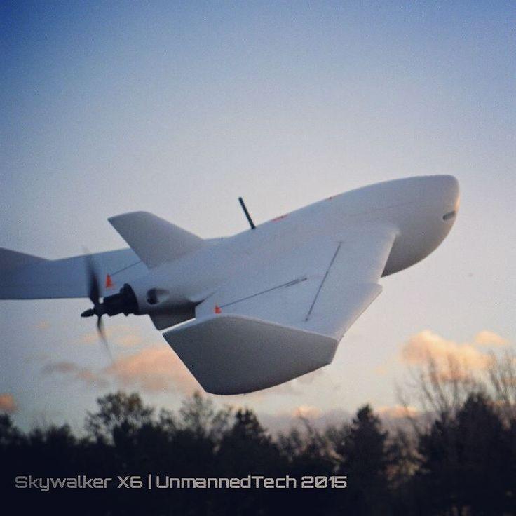 Skywalker X6 take off! #dronegear #drone #uav #pixhawk #fpvdrone #fpv #takeoff