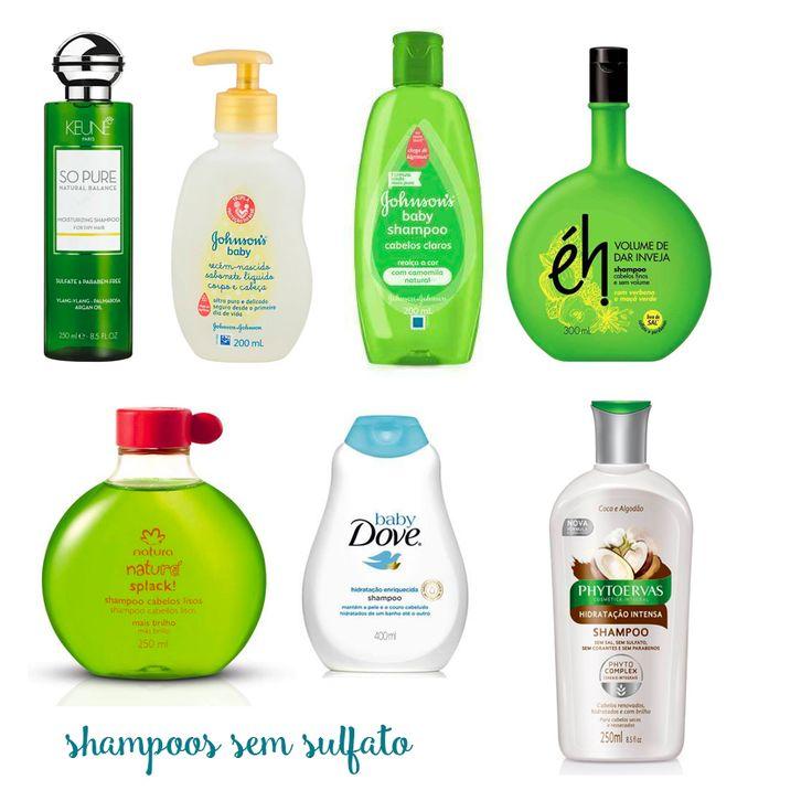 shampoo sem sulfato                                                                                                                                                                                 Mais